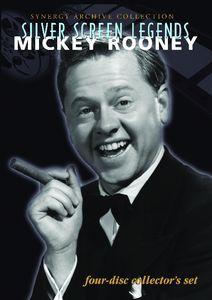 Mickey Rooney: Silver Screen Legends