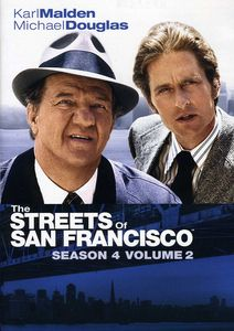 The Streets of San Francisco: Season 4 Volume 2