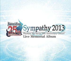 Phantasy Star Series Nijuugo S Kinen Concert Sympa [Import]