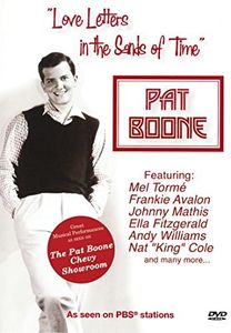 Pat Boone: Love Letters in the Sands of Time