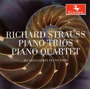 Trios for Piano Violin & Cello /  Piano Quartet