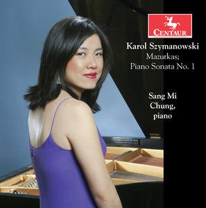 Szymanowski: Mazurka - Sonata No. 1, Op. 8