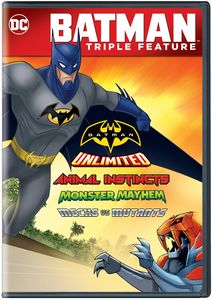 Batman: Unlimited (Triple Feature)