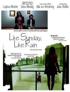 Like Sunday, Like Rain