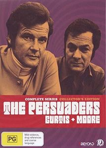 Persuaders: Complete Series [Import]