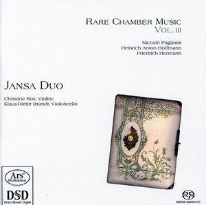 Rare Chamber Music 3