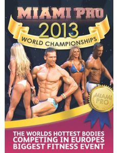 Miami Pro World Championships 2013 /  Various [Import]