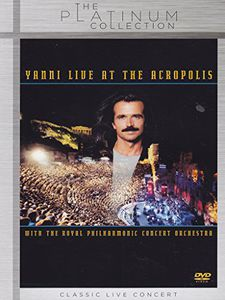 Yanni Live at the Acropolis [Import]