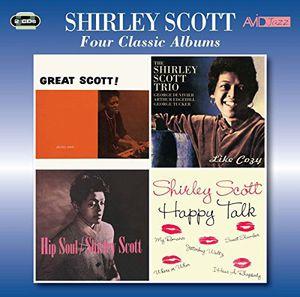 Great Scott /  Like Cozy /  Hip Soul