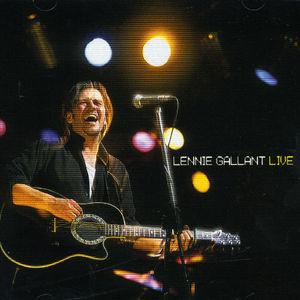 Lennie Gallant Live