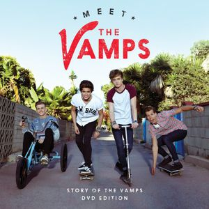 Meet the Vamps [Import]