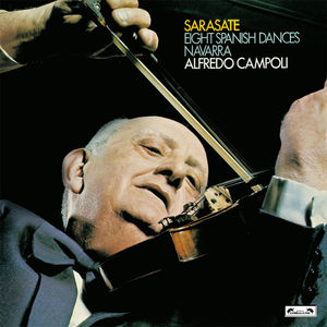Sarasate: Eight Spanish Dances /  Navarra