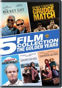 5 Film Collection: The Golden Years