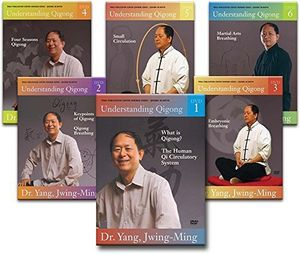 Qigong Bundle: Understanding Qigong Exercises and Theory by Dr. Yang,Jwing-Ming Complete