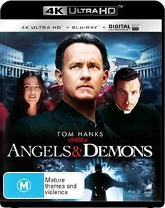 Angels & Demons [Import]