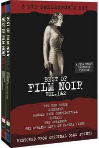Best of Film Noir: Volumes 1 & 2
