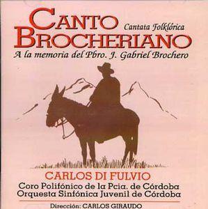 Canto Brocheriano [Import]