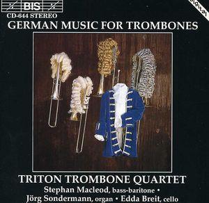 German Music for Trombone /  Various