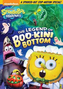 SpongeBob SquarePants: The Legend Of Boo-Kini Bottom