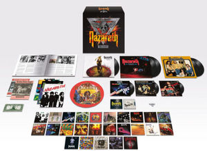 Loud & Proud: The Box Set [Import] , Nazareth