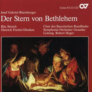Star of Bethlehem Op 164: Christmas Cantata