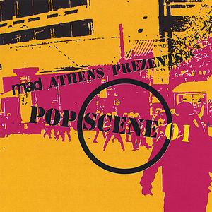 Mad Athens: Popscene 1 /  Various