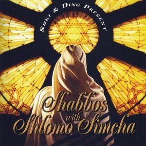 Shabbos with Shlomo Simcha-Nusach Ashkenaz