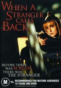 When a Stranger Calls Back [Import]