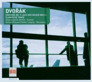 Symphony No 9 /  Slavonic Dances