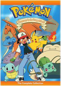 Pokemon: Adventures in Orange Islands - Comp Coll
