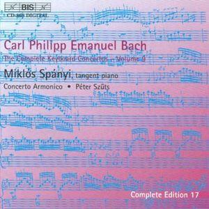 Complete Keyboard Concertos 9