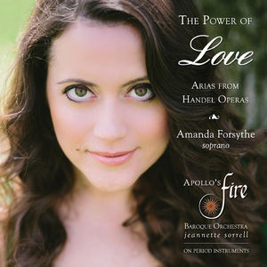 Power of Love: Arias from Handel Operas