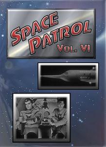 Space Patrol Vol, 6