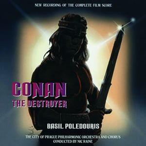 Conan the Destroyer (Original Soundtrack) [Import]