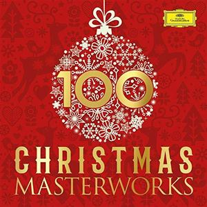 100 Christmas Masterworks , Various Artists