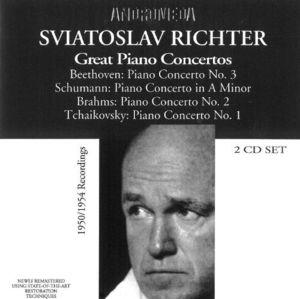 Richter SV. Klavierkonzerte