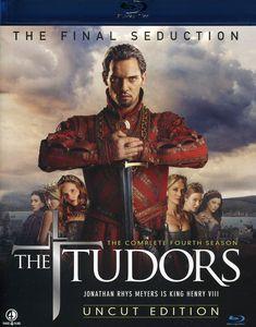 Tudors Season 4 (Blu-ray) [Import]