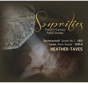 Sonorities: The 20th Century Piano Sonata