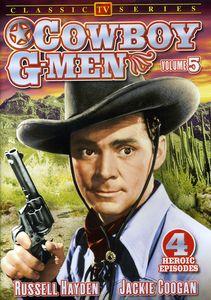 Cowboy G-Men: Volume 5