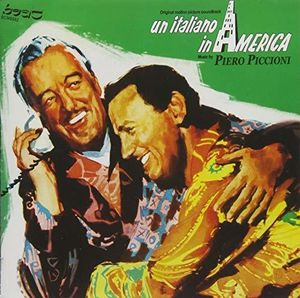 Un Italiano in America (An Italian in America) (Original Motion Picture Soundtrack) [Import]