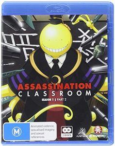 Assassination Classroom Part 2 (Eps 12-22) [Import]