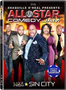 Shaquille O'neal All-star Comedy Jam: Live From Sin City