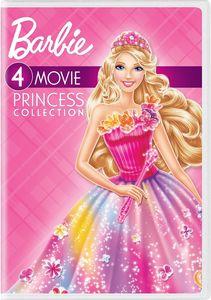 Barbie: 4-Movie Princess Collection