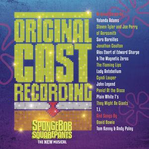 Spongebob Squarepants The New Musical (Original Cast Recording)