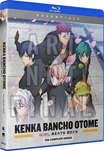 Kenka Bancho Otome - Girl Beats Boys: The Complete Series