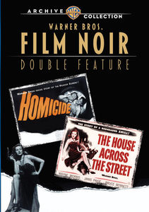 House Across the Street, The /  Homicide: WB Film Noir Double Feature