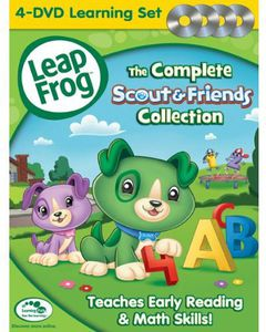 Leapfrog: The Complete Scout and Friends Collection