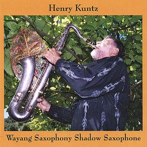 Wayang Saxophony Shadow Saxophone