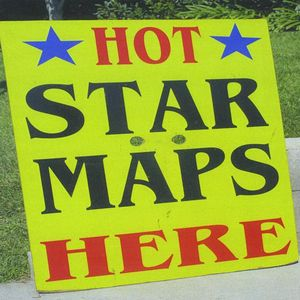 Hot Star Maps