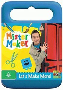 Mister Maker: Let's Make More! [Import]